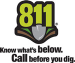 Call Before You Dig 811